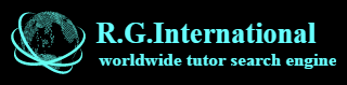 R.G.International: Tutor search worldwide